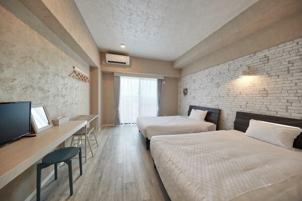 Twin Room - 1 [ 600-400 ]